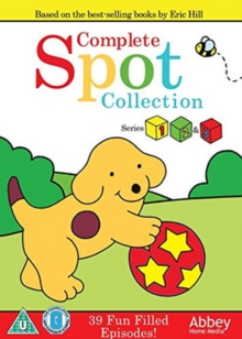 Spot: Complete Collection, DVD DVD