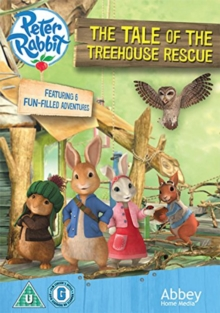 Peter Rabbit: The Tale of the Treehouse Rescue, DVD DVD