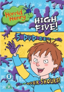 Horrid Henry: High Five!, DVD DVD