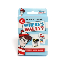 Where's Wally Card Game, General merchandize Book