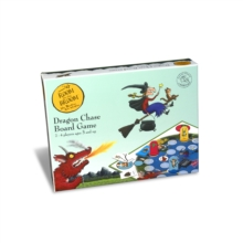 Room on the Broom Board Game, General merchandize Book