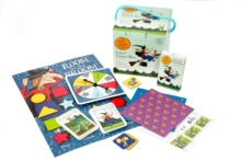 5735 Room on the Broom 4 : 1 Games Cube, General merchandize Book