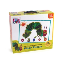 6125 Very Hungry 24pc Floor Puzzle, General merchandize Book