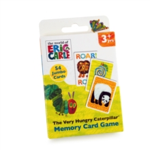 6145 Very Hungry Caterpillar Card Game, General merchandize Book
