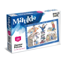 7005 Matilda Puzzle, General merchandize Book