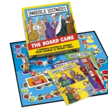 8305 Horrible History Game, General merchandize Book