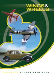 Wings and Wheels, DVD  DVD