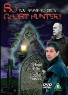 So You Want to Be a Ghost Hunter?, DVD  DVD