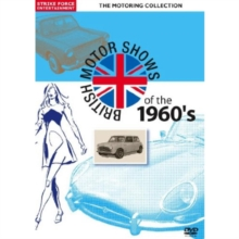 British Motor Shows of the 1960s, DVD  DVD