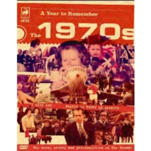 A   Year to Remember: The 1970s, DVD DVD