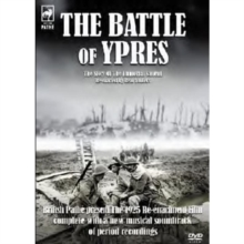 The Battle of Ypres - The Pathe Collection, DVD DVD