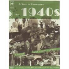 A   Year to Remember: The 1940s, DVD DVD