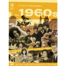 A   Year to Remember: The 1960s, DVD DVD