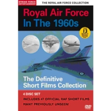 The Royal Air Force in the 1960s - The Definitive Short Films..., DVD DVD