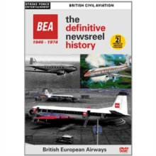 British Civil Aviation: BEA - The Definitive Newsreel History..., DVD  DVD