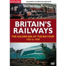Railways in Britain: Britian's Railways - The Golden Age..., DVD  DVD