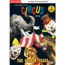 The British Circus 1898-1972: The Golden Years, DVD DVD