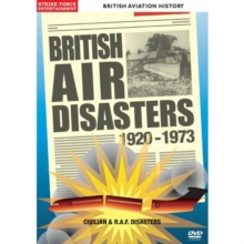 British Air Disasters 1920-1973, DVD  DVD