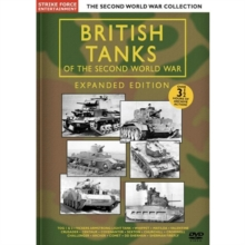 British Tanks of the Second World War: Expanded Edition, DVD  DVD