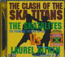 The Clash of the Ska Titans, CD / Album Cd