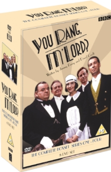 You Rang M'Lord: The Complete Series 1-4 (Box Set), DVD  DVD