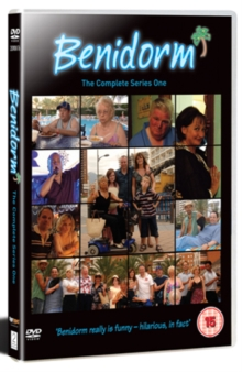 Benidorm: The Complete Series 1, DVD DVD