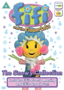 Fifi and the Flowertots: Snowy Collection, DVD  DVD