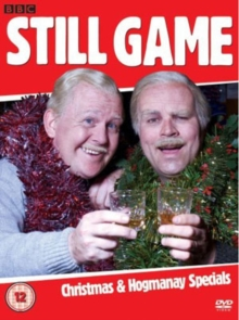 Still Game: Christmas and Hogmanay Specials, DVD  DVD
