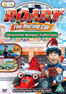 Roary the Racing Car: Christmas Bumper Collection, DVD  DVD