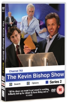 The Kevin Bishop Show: Series 2, DVD DVD