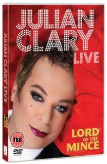 Julian Clary: Lord of the Mince - Live, DVD  DVD