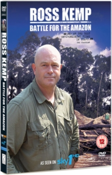 Ross Kemp: Battle for the Amazon, DVD  DVD