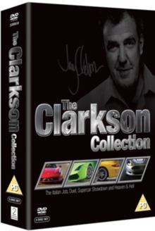 The Clarkson Collection, DVD DVD