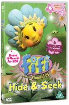 Fifi and the Flowertots: Hide and Seek, DVD  DVD