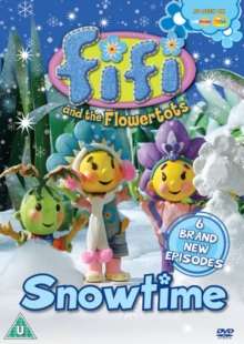 Fifi and the Flowertots: Snow Time, DVD  DVD
