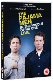 The Pajama Men: In the Middle of No One - Live, DVD DVD