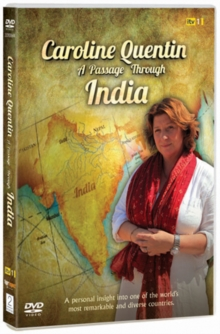 A   Passage Through India With Caroline Quentin, DVD DVD