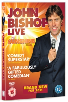 John Bishop: Live - The Sunshine Tour, DVD  DVD