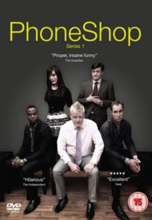 Phone Shop: Series 1, DVD  DVD