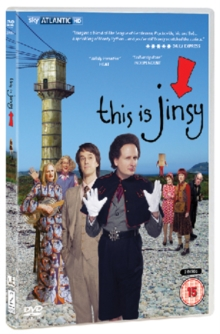 This Is Jinsy, DVD  DVD