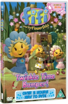 Fifi and the Flowertots: Twinkle Time Bumper, DVD  DVD