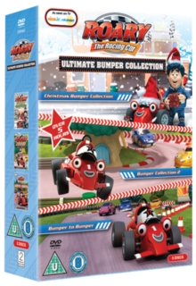 Roary the Racing Car: Ultimate Bumper Collection, DVD  DVD