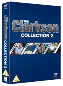 The Clarkson Collection 2, DVD DVD