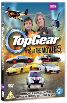 Top Gear: At the Movies, DVD  DVD