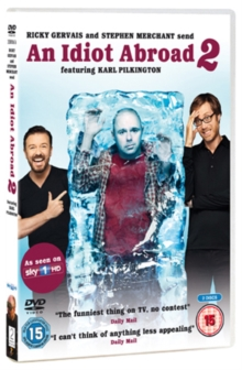 An  Idiot Abroad: Series 2, DVD DVD