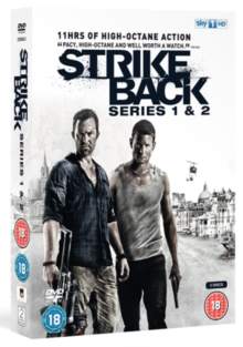 Strike Back: Series 1 and 2, DVD  DVD