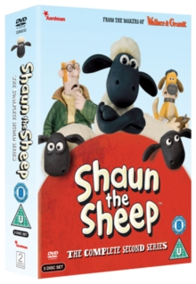 Shaun the Sheep: Complete Series 2, DVD  DVD