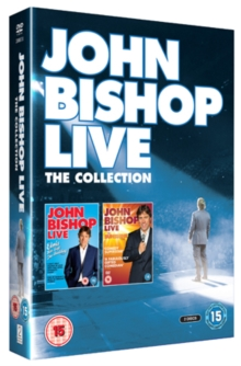 John Bishop: The Elvis Has Left the Building Tour/The Sunshine..., DVD  DVD