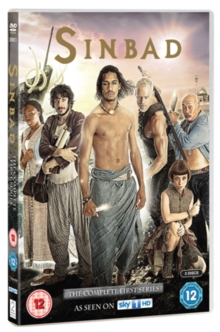 Sinbad: The Complete First Series, DVD  DVD