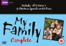My Family: Complete Collection, DVD  DVD